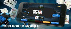 M88 Poker Mobile