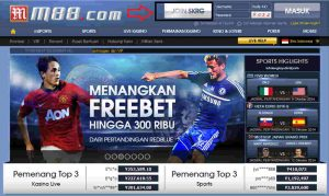 M88 Asia Taruhan Sport Online